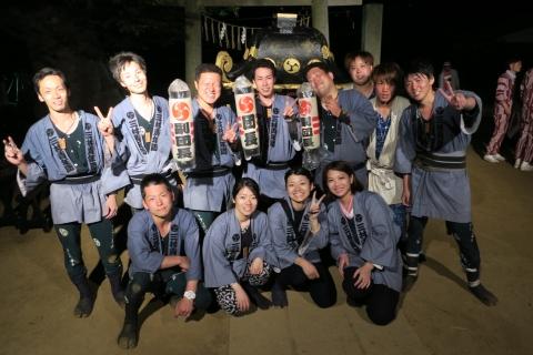 平成28年7月24日須賀神社祇園祭⑬