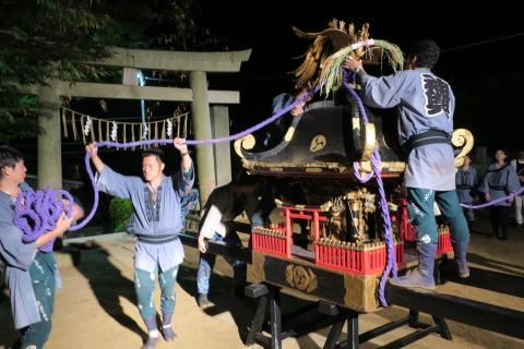平成28年7月24日須賀神社祇園祭⑳