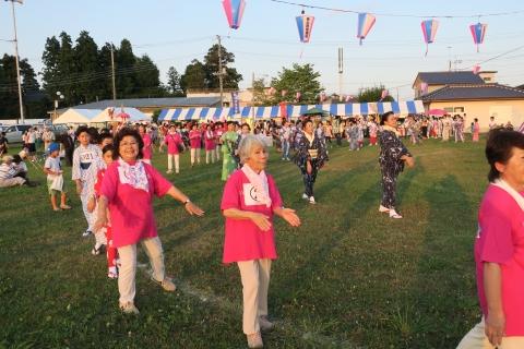 平成28年8月6日「第40回石岡市民盆踊り大会」④