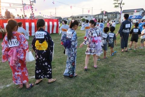 平成28年8月6日「第40回石岡市民盆踊り大会」③