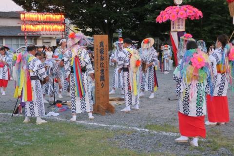 平成28年8月6日「第40回石岡市民盆踊り大会」⑤