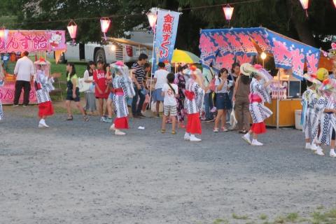 平成28年8月6日「第40回石岡市民盆踊り大会」⑥