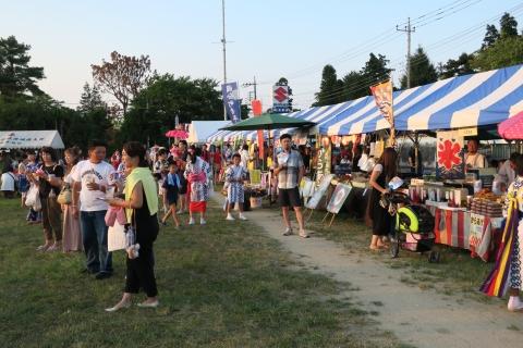 平成28年8月6日「第40回石岡市民盆踊り大会」⑦