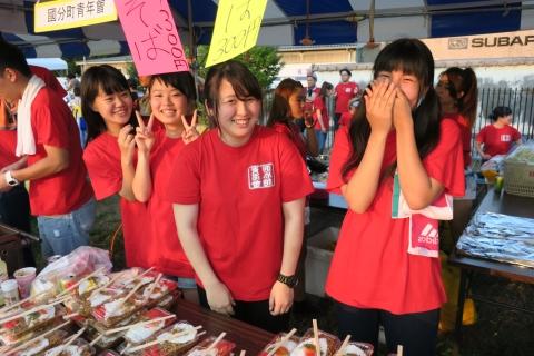 平成28年8月6日「第40回石岡市民盆踊り大会」⑨