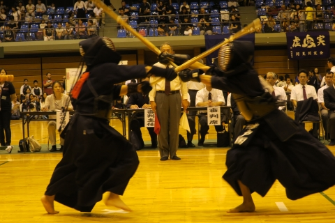 茨城県少年剣道大会④