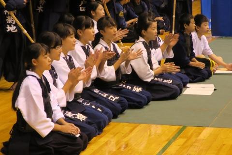 茨城県少年剣道大会⑤