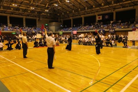茨城県少年剣道大会⑥