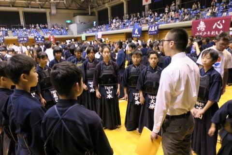 茨城県少年剣道大会⑦