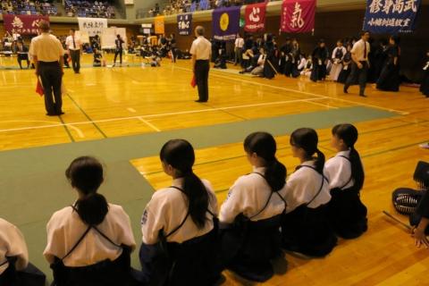 茨城県少年剣道大会⑧