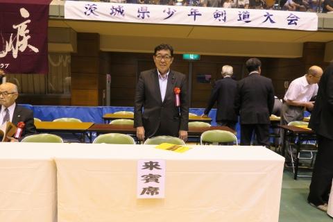 茨城県少年剣道大会⑨