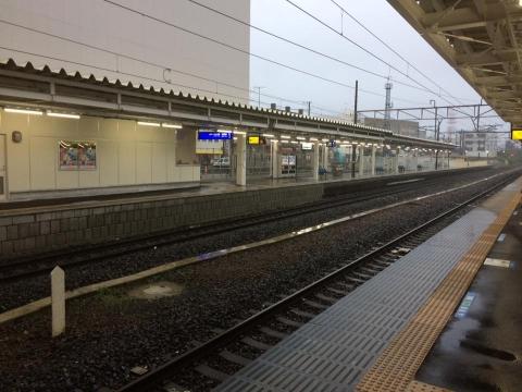石岡駅の発着ベルが変わるよ!①