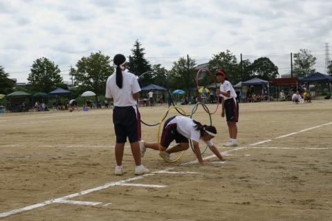 石岡市内中学校体育祭④ (3)