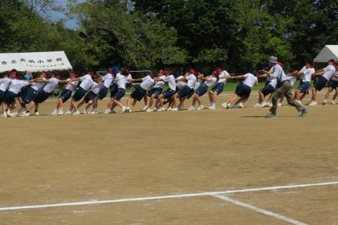 石岡市内中学校体育祭④ (11)