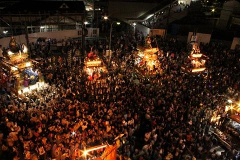 258平成28年9月17日「祭りが始まるよ!」