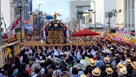 258平成28年9月17日「祭りが始まるよ!」①