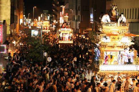 258平成28年9月17日「祭りが始まるよ!」②