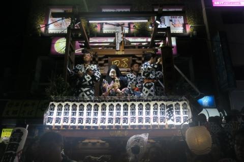 山車大行列⑬富田町