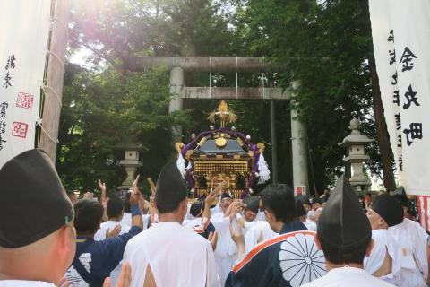 平成28年度「大神輿渡御」 (3)