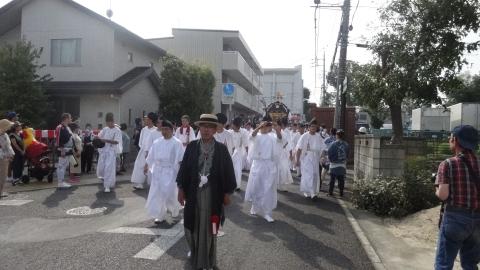 平成28年度「大神輿渡御」 (4)