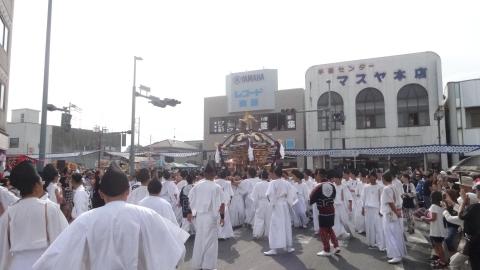 平成28年度「大神輿渡御」 (5)