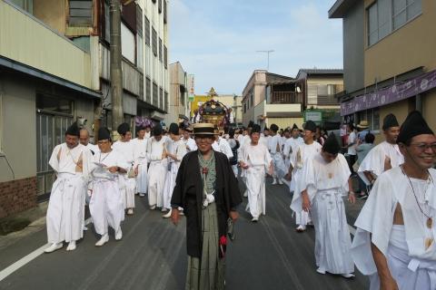 平成28年度「大神輿渡御」 (7)