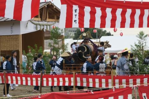 平成28年度「大神輿渡御」 (10)