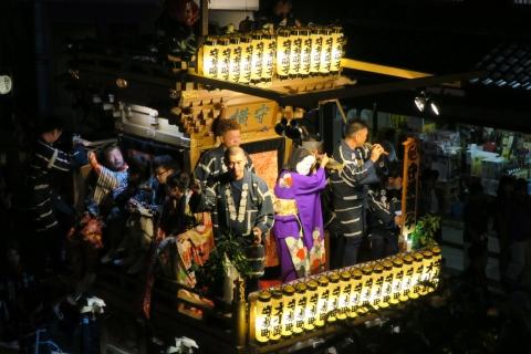 常陸國總社宮例大祭「神幸祭」夕闇の祭⑳