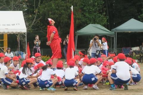 石岡市内小学校運動会④