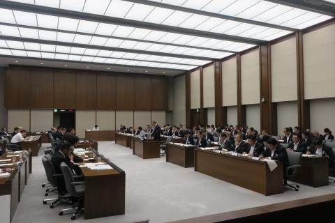平成28年9月27日予算特別委員会①