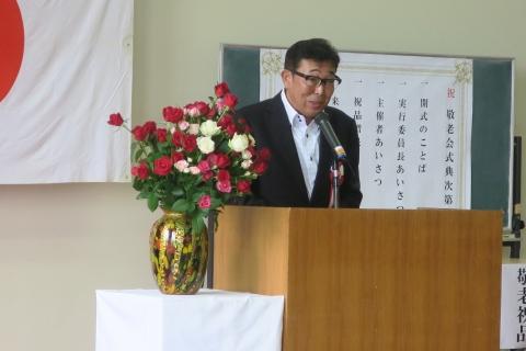 平成28年9月28日東地区敬老会③