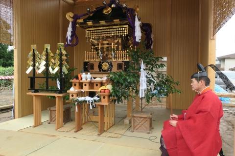 平成28年「還幸祭」大神輿渡御①