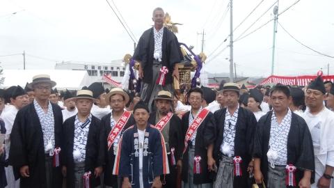 平成28年「還幸祭」大神輿渡御④