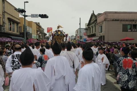平成28年「還幸祭」大神輿渡御⑪