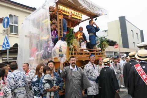 平成28年「還幸祭」大神輿渡御⑯