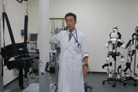保健福祉委員会県内調査「土浦協同病院」⑧
