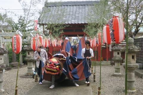 平成28年若宮八幡宮例大祭 (6)