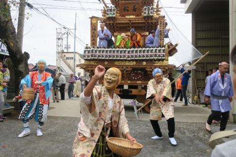 平成28年若宮八幡宮例大祭 (8)