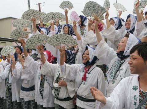 平成28年「還幸祭」大神輿渡御㉒