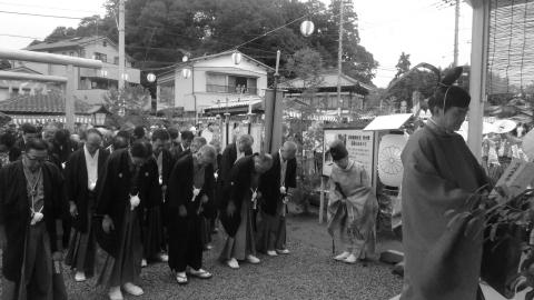 平成28年「還幸祭」大神輿渡御②