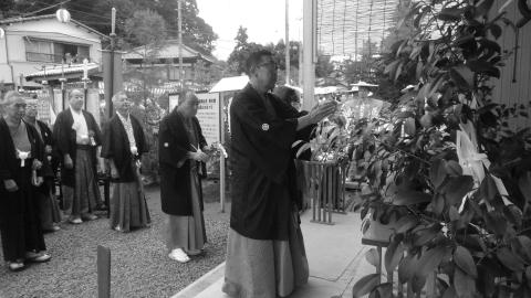 平成28年「還幸祭」大神輿渡御③