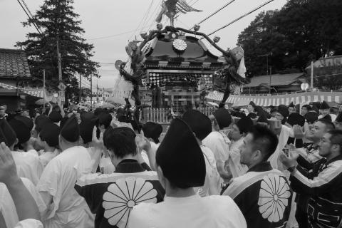 平成28年「還幸祭」大神輿渡御⑤