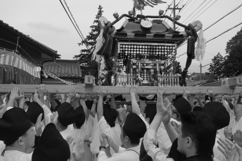 平成28年「還幸祭」大神輿渡御⑥