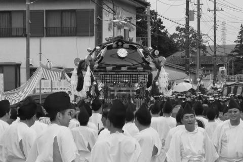 平成28年「還幸祭」大神輿渡御⑦