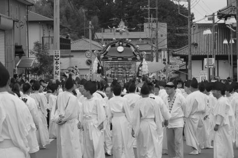 平成28年「還幸祭」大神輿渡御⑧
