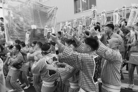 平成28年「還幸祭」大神輿渡御⑳
