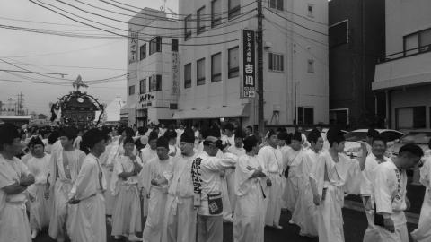 平成28年「還幸祭」大神輿渡御㊴