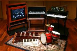 sトイピアノ&トイ打楽器
