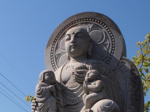 500東光寺のお地蔵様160415 - コピー