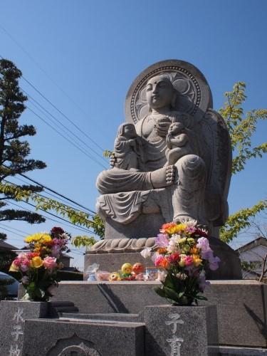 500東光寺のお地蔵様160415