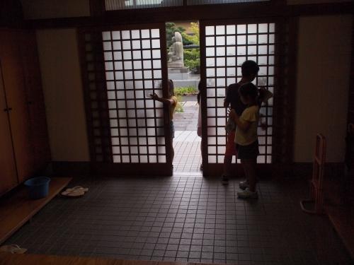 500錯視と玄関1